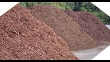 Black or Crushed jarrah mulch - $150 per m3 delivered - All areas Cannington Canning Area Preview
