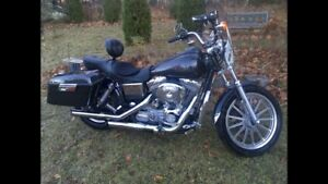 2005 Dyna Super Glide Custom