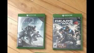 Destiny 2 , gears of wars