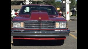 Wow deal a ne pas manquer elcamino royal knight 1980 !!!630hp!!!