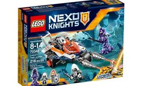 Brand new Lego 70348 NEXO KNIGHTS Ryde Ryde Area Preview