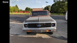 Looking for 67 to 72 chevy c10 parts