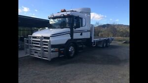 Scania T114G Beenleigh Logan Area Preview