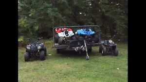 Wanted - offshore atvs / any condition any size