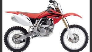 2007 CRF150R Part Out