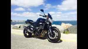 Yamaha FZ1N black 2010 Kwinana Beach Kwinana Area Preview