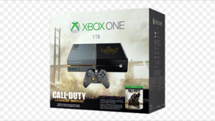 X box one limited edition call of duty brand new plus game Rankin Park Newcastle Area Preview