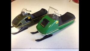Looking for Vintage Snowmobile toys