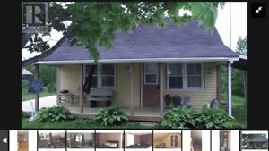 1 1/2 story Country home for rent