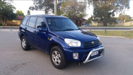 TOYOTA RAV4 AUTOMATIC Redcliffe Belmont Area Preview