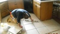 Do you need flooring or tile installation services ?