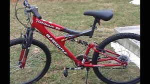 26 inch supercycle  mountainbike 21 speed $100