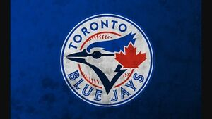 4 TORONTO BLUE JAYS TICKETS