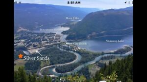 Rent Shuswap Lake, Sicamous Recreational Property full hookup