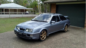 1986 Ford serria rs cosworth Manly Brisbane South East Preview
