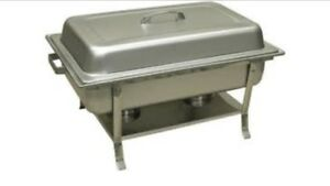 Chafing dish / food warmers for rent