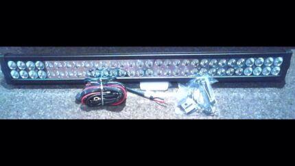 4wd LED light bar  Edgeworth Lake Macquarie Area Preview