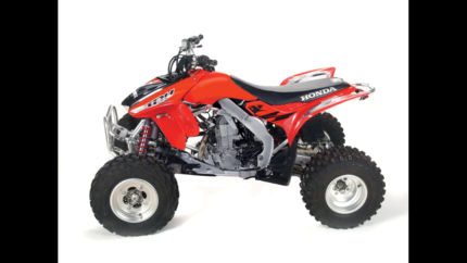 Honda Trx450r Lilydale Yarra Ranges Preview