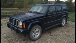 2000 Jeep Cherokee XJ Limited