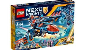 Brand new Lego 70351 NEXO KNIGHTS Ryde Ryde Area Preview