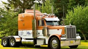 Used heavy truck parts