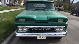 61 GMC  Body off Frame Restoration