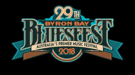 Byron Bay Blues tickets - 2x Adult 5 day camping and Entry