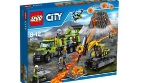 Brand new Lego City 60124 Ryde Ryde Area Preview