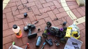 Petrol RC car Alexander Heights Wanneroo Area Preview