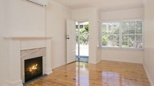 Furnished room available til June in renovated, light and bright unit Kensington Gardens Burnside Area Preview