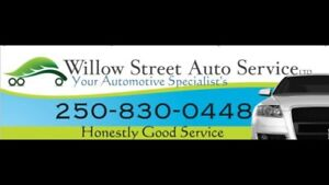 Tired of waiting 2 weeks to get your car fixed?