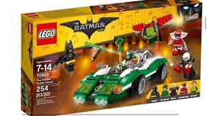 LEGO 70903 The Riddler Riddle Racer Ryde Ryde Area Preview