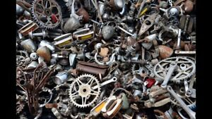 Old bicycle parts for cash
