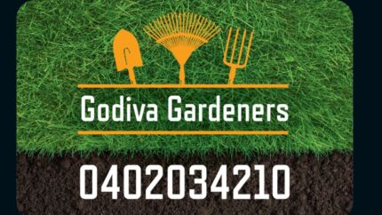 Need garden rescued / maintained ? Ring Godiva Gardeners