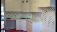 Do you need tile or back splash installation services ?