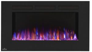 """Napoleon 42"""" electric fire place"""