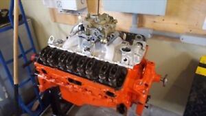 Gm 350 crate motor