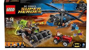 Brand New Lego 76054 Super Heroes Ryde Ryde Area Preview
