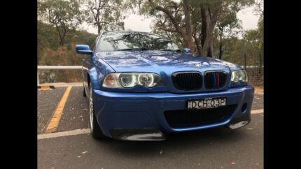 2002 BMW e46 330ci $14,200 price negotiable