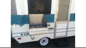 1998 Viking Tent Trailer