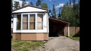 Trailer for rent inTumbler Ridge