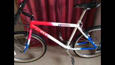 Klein Top Gun Vintage Collectors Mountain Bike Bicycle  - Sutton