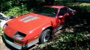 Wanted 82-87 z28 or iroc Z