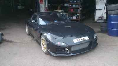 RX7 Mazda Rotary 13B FD3S - CLEAROUT CLEARANCE PARTS COLLECTION OFFER - TRWORX.