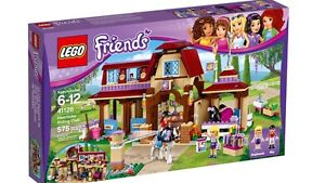 Brand new LEGO 41126Friends Ryde Ryde Area Preview