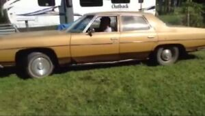 1973 Chevy Impala for sale