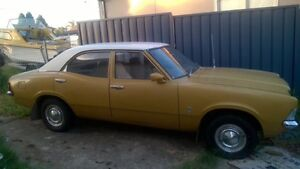 Ford TD Cortina St Marys Penrith Area Preview