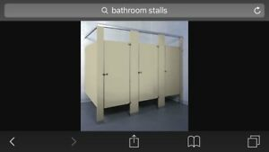 Bathroom Partitions Kitchener bathroom stall | buy & sell items, tickets or tech in ontario