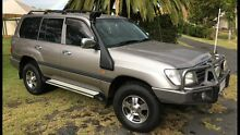 2004 Toyota Landcruiser GXL HDJ100R Westbrook Toowoomba Surrounds Preview