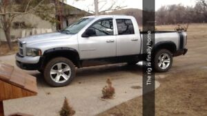 Looking for an engine  for 04 dodge 1500 AWD